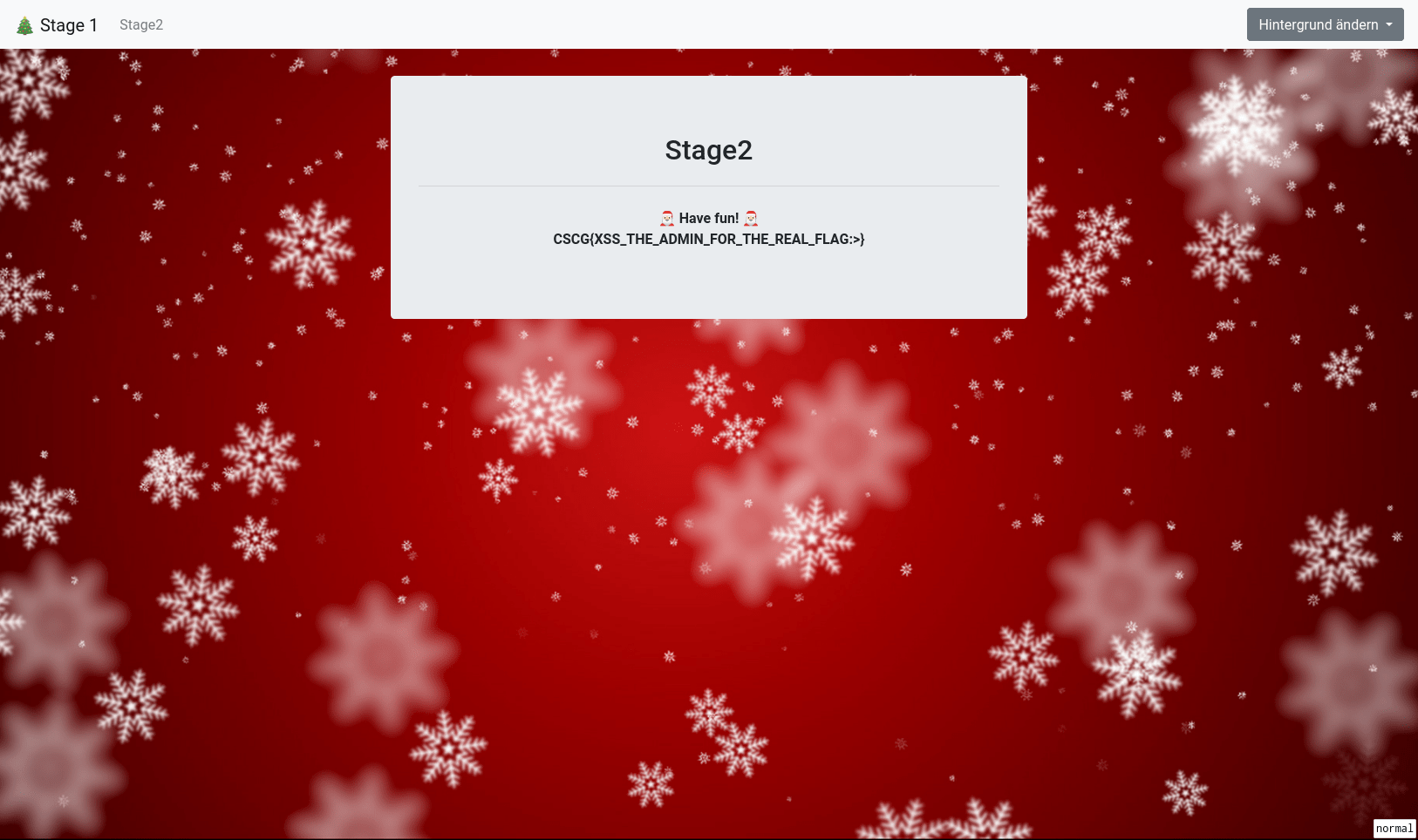 stage2 screenshot